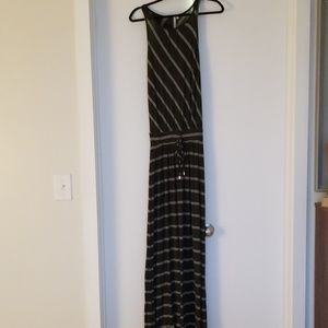 Michael Stars Heather Grey Maxi Dress
